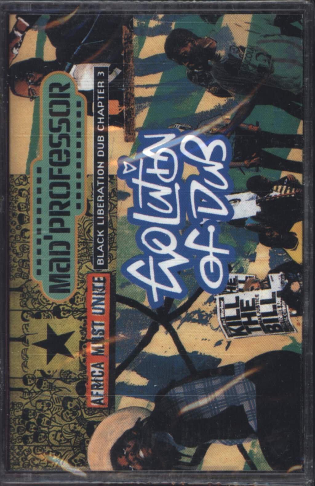 Mad Professor: Evolution Of Dub: Black Liberation Dub, Chapter 3, Compact Cassette
