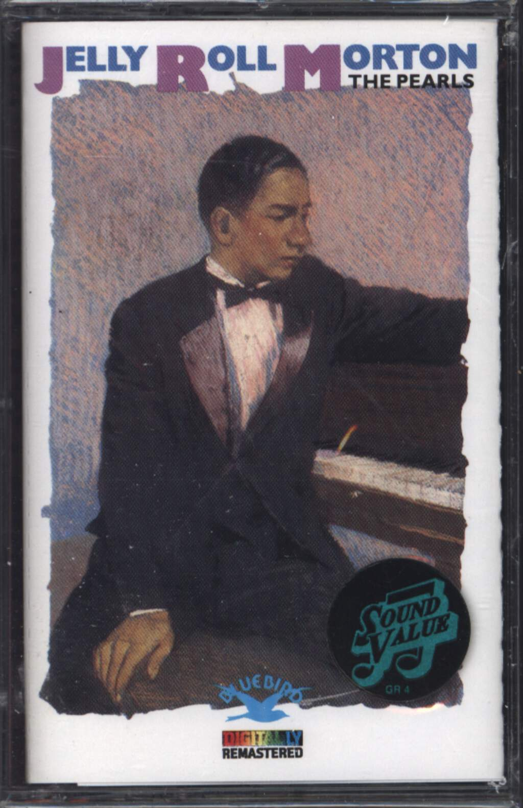 Jelly Roll Morton: The Pearls, Compact Cassette
