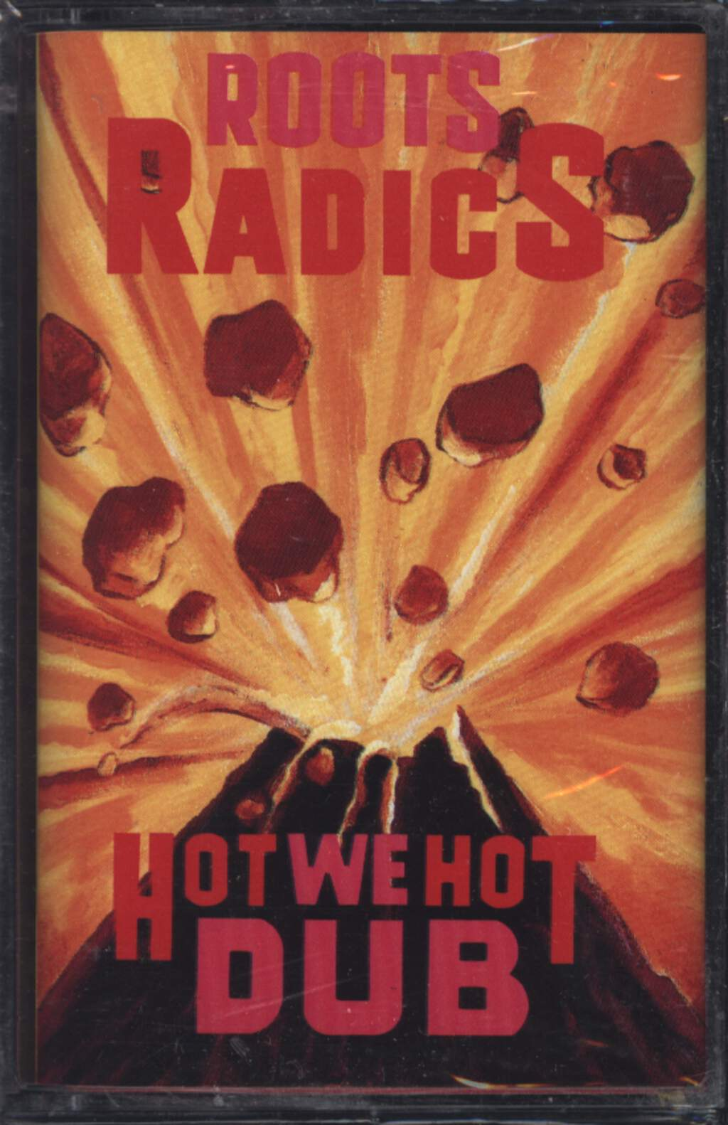 The Roots Radics: Hot We Hot Dub, Compact Cassette