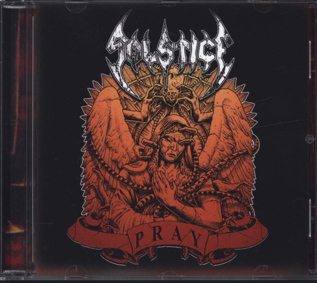 Solstice: Pray, CD