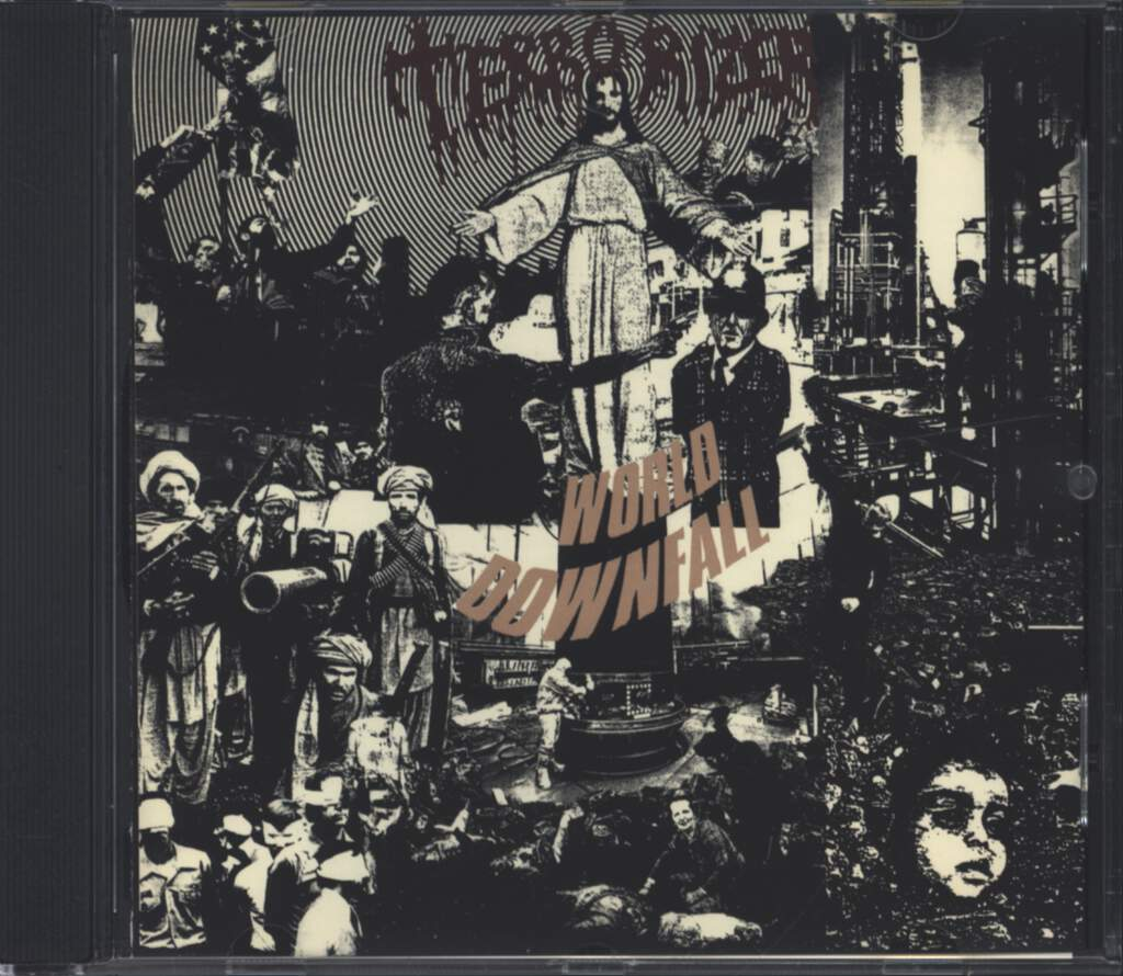 Terrorizer: World Downfall, CD
