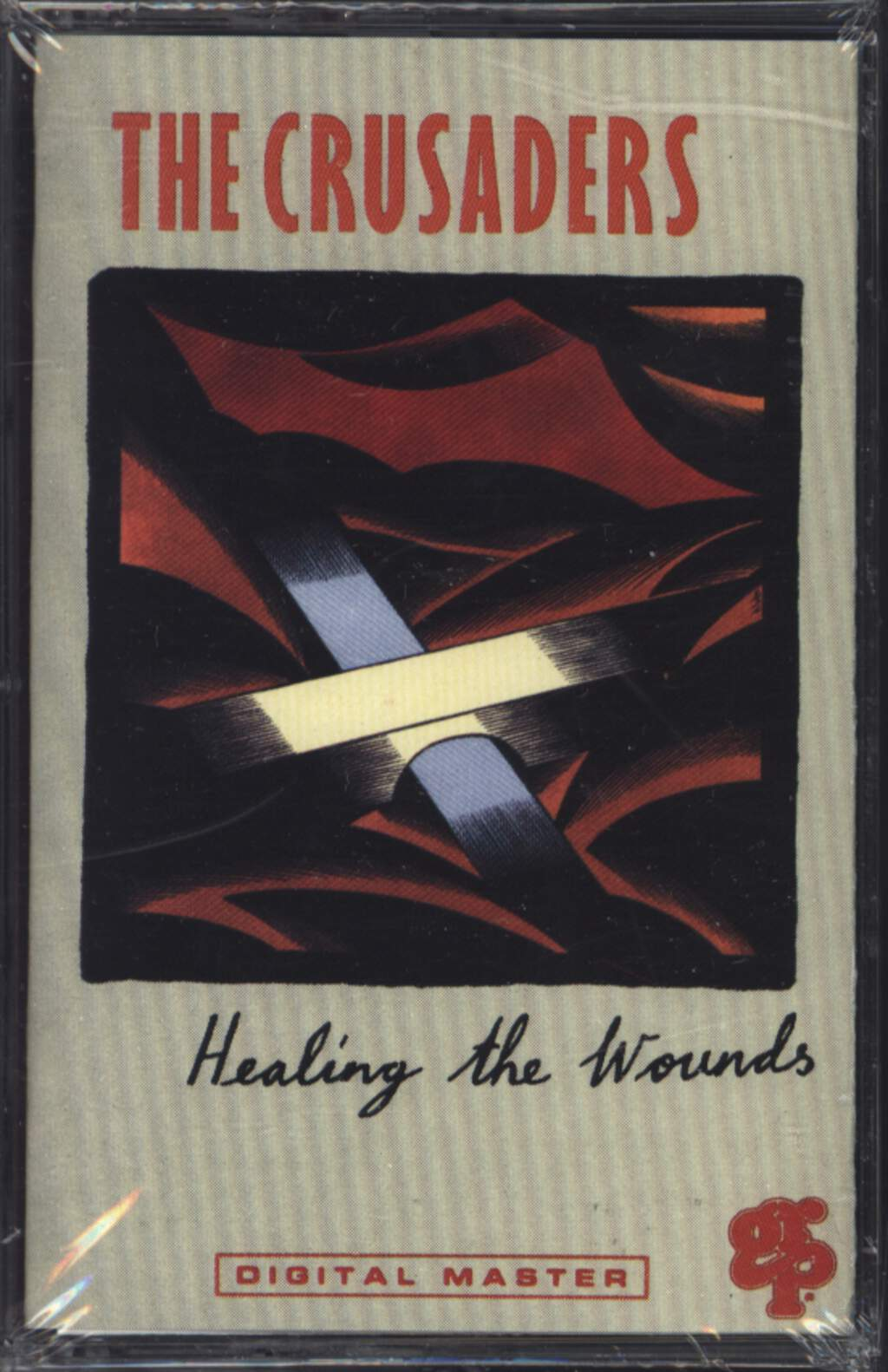 The Crusaders: Healing The Wounds, Compact Cassette