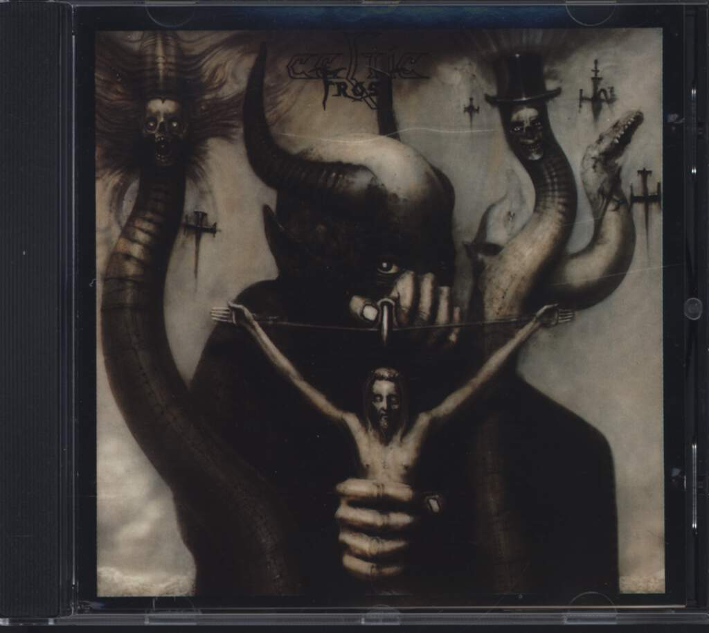 Celtic Frost: To Mega Therion, CD