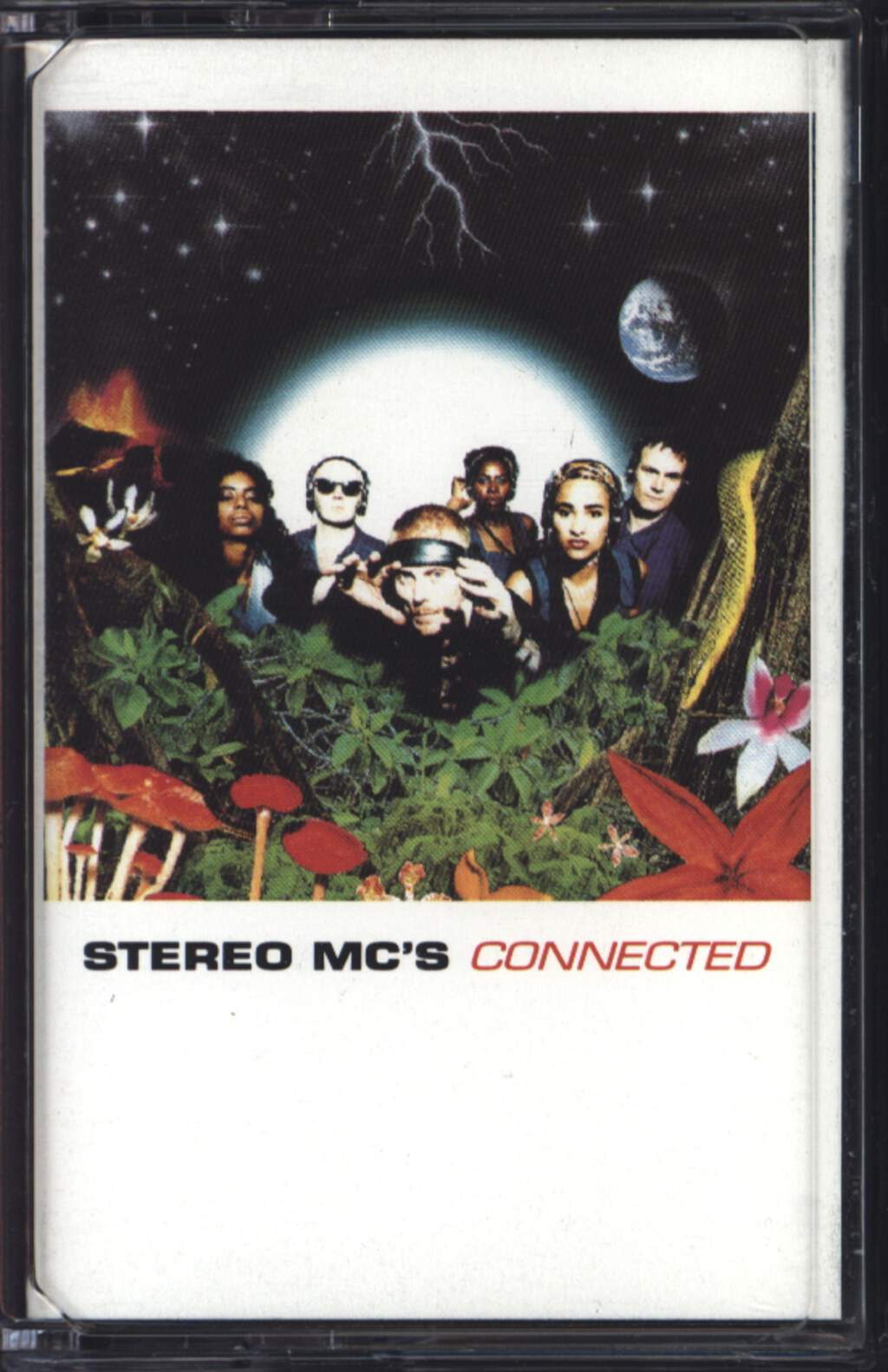 Stereo MC's: Connected, Compact Cassette