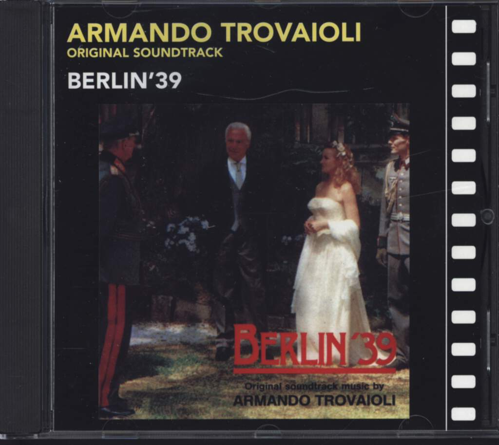 Armando Trovaioli: Berlin'39 (Original Soundtrack), CD