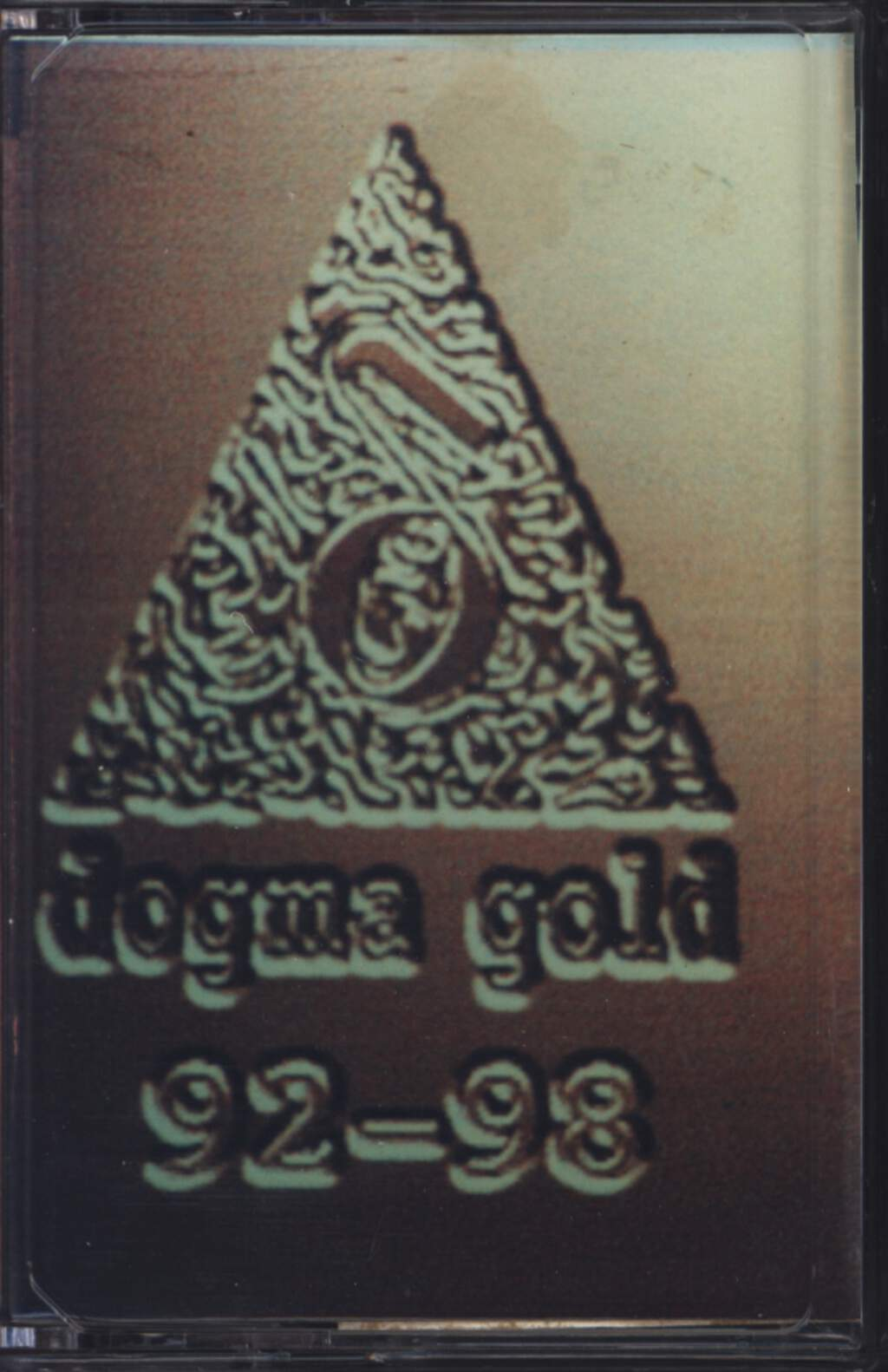 Various: Dogma Gold 92-98, Compact Cassette