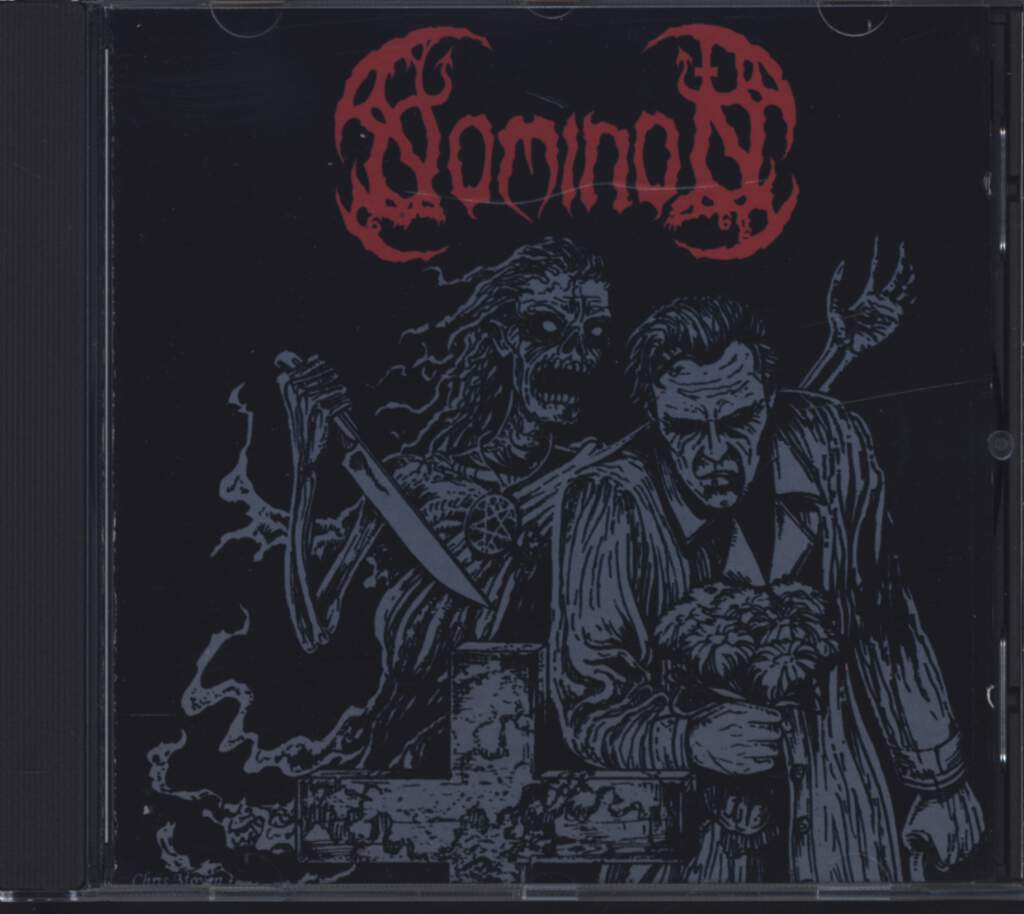 Nominon: The True Face Of Death, CD