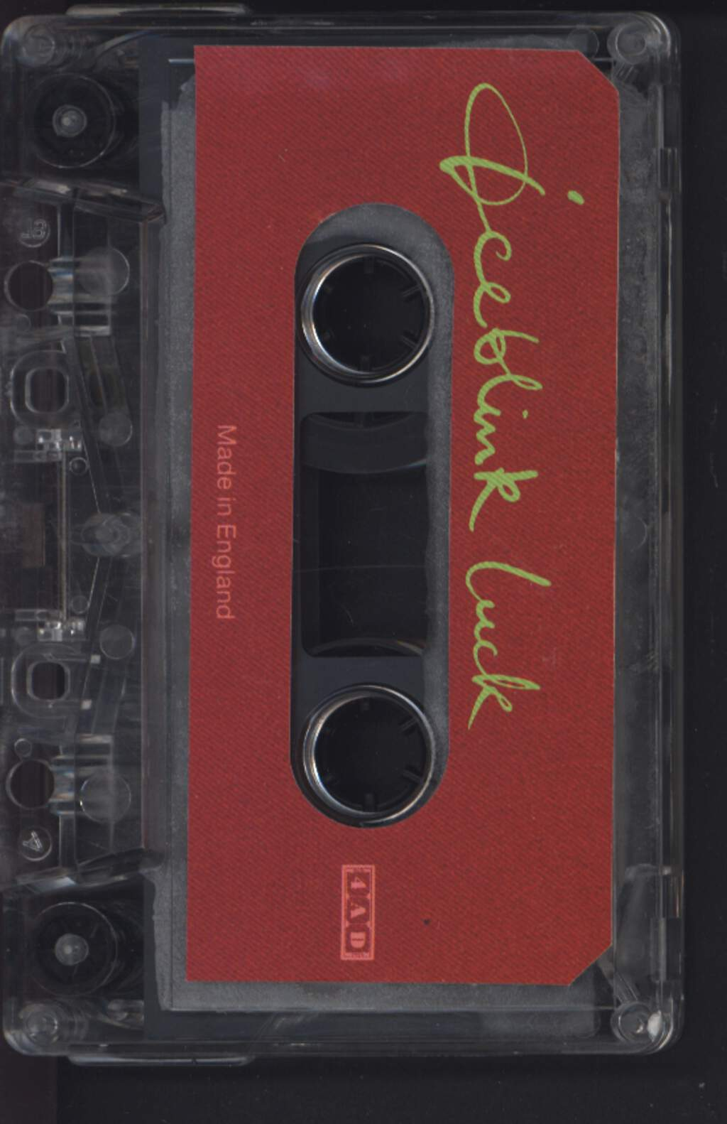 Cocteau Twins: Iceblink Luck, Compact Cassette