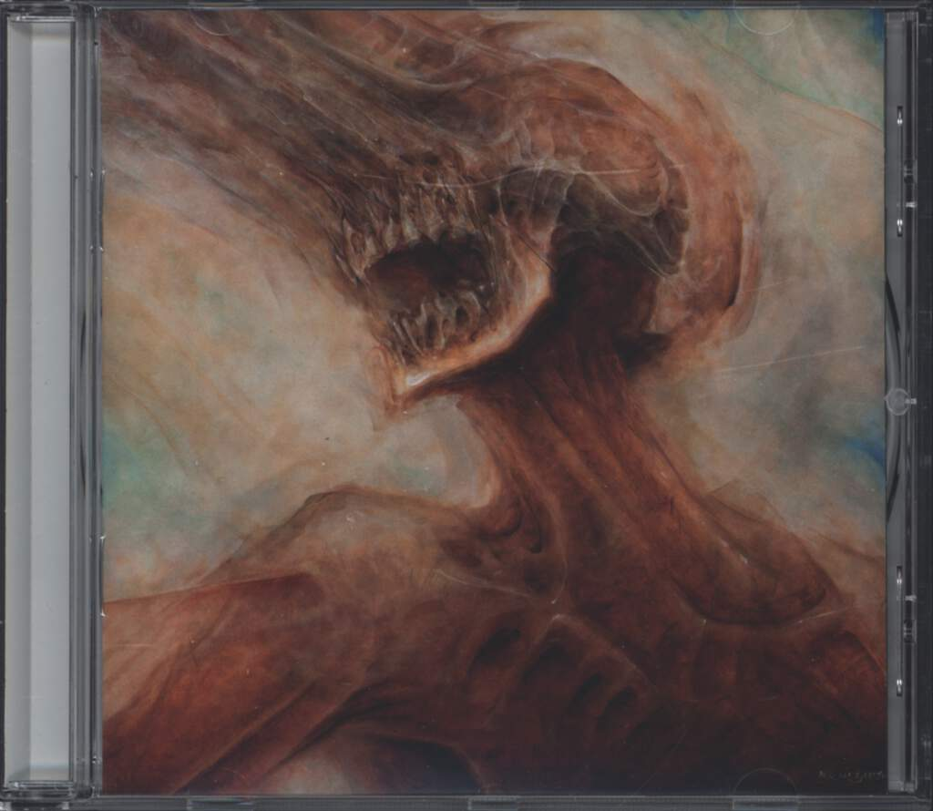 Horrendous: Ecdysis, CD