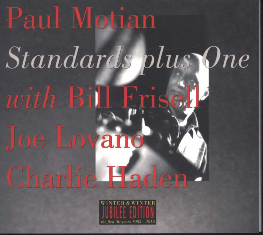 Paul Motian: Standards Plus One, CD