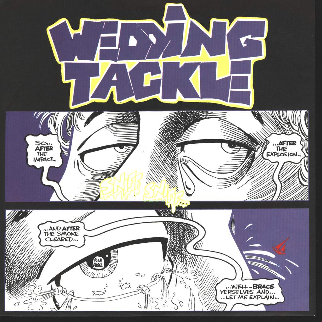 "Wedding Tackle: Untitled, 7"" Single (Vinyl)"