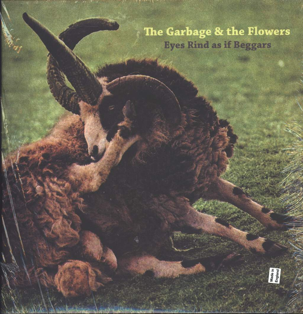 Garbage & The Flowers: Eyes Rind As If Beggars, LP (Vinyl)