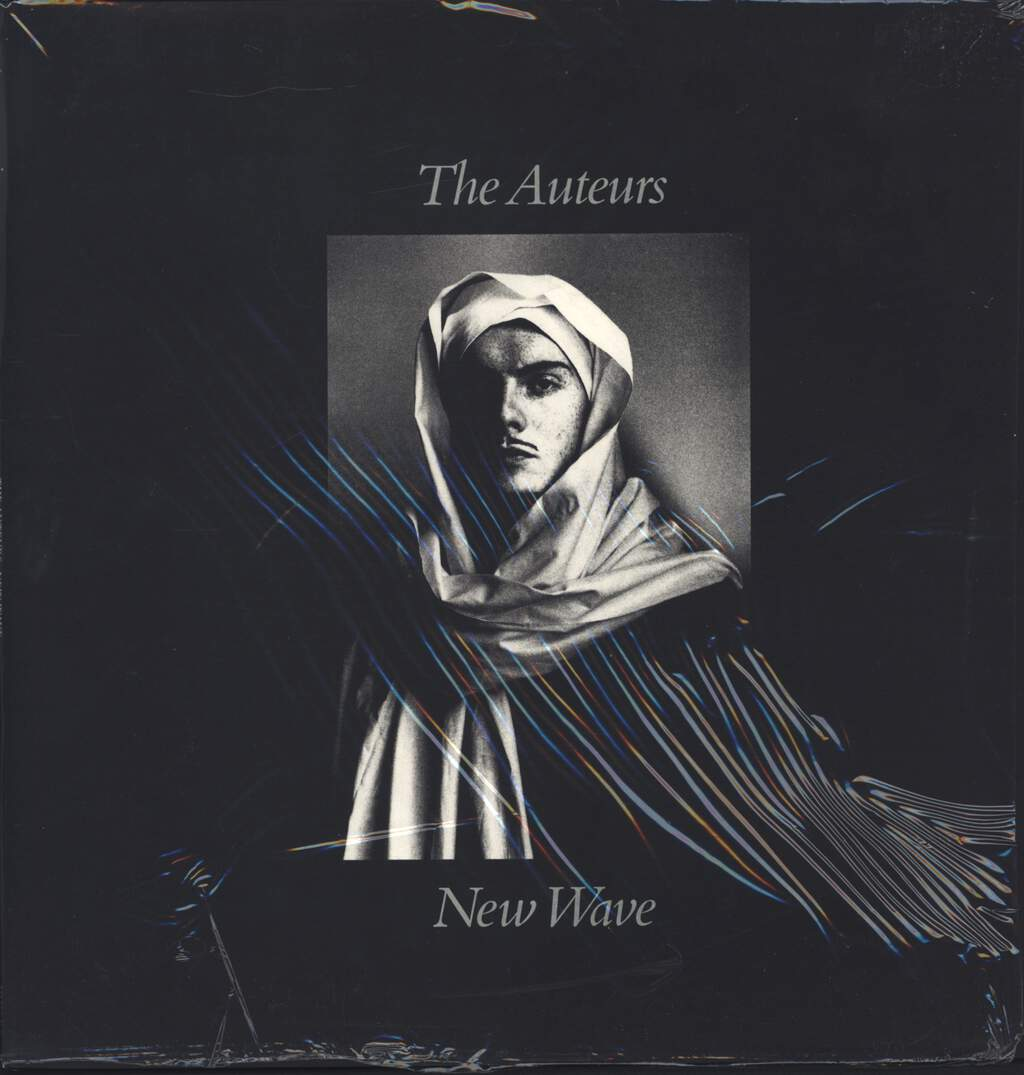 The Auteurs: New Wave, LP (Vinyl)