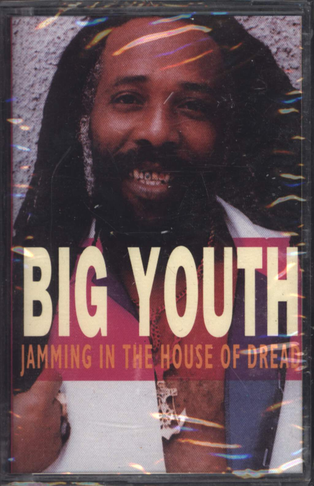 Big Youth: Jamming In The House Of Dread, Compact Cassette