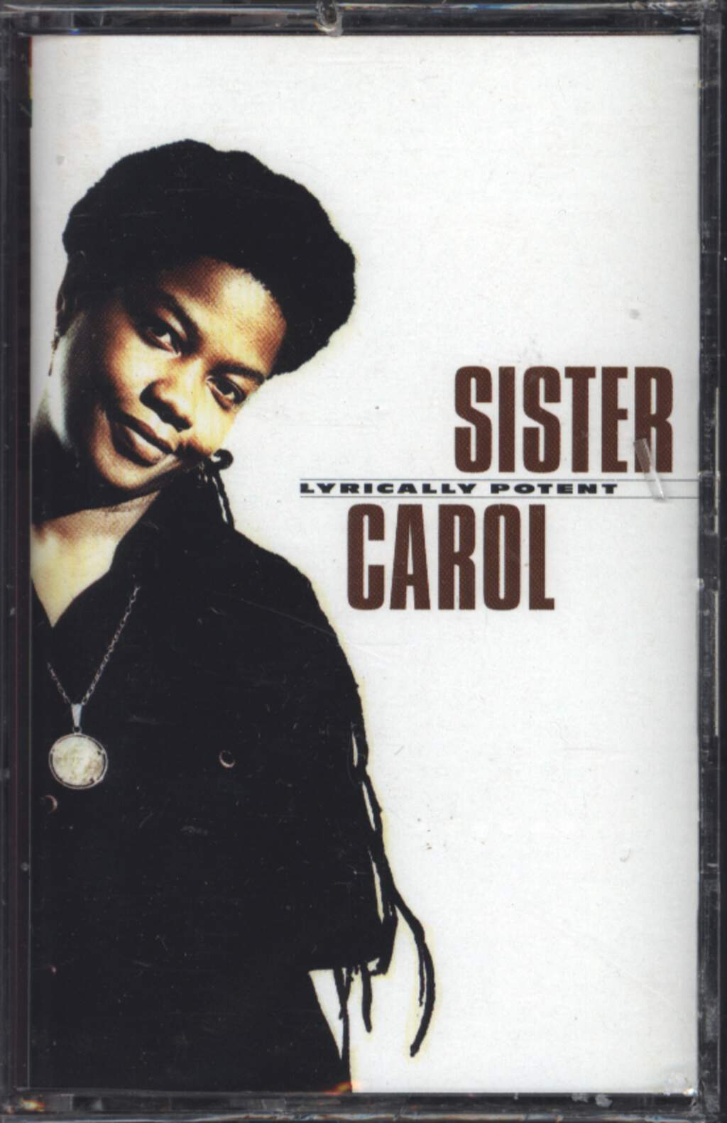 Sister Carol: Lyrically Potent, Compact Cassette