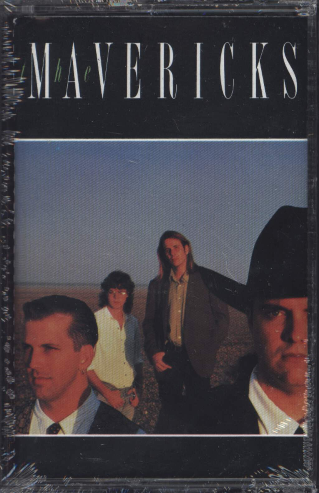 The Mavericks: The Mavericks, Compact Cassette