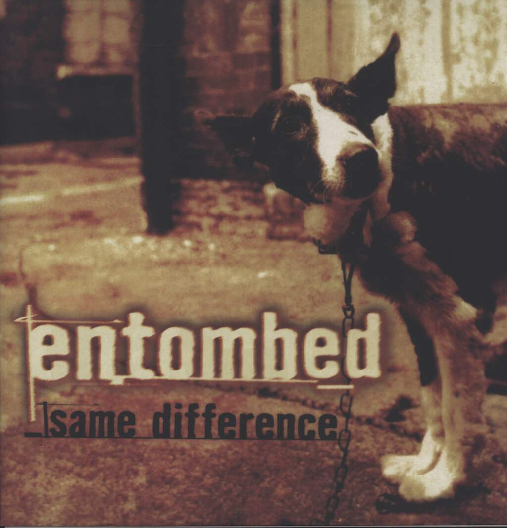 Entombed: Same Difference, LP (Vinyl)