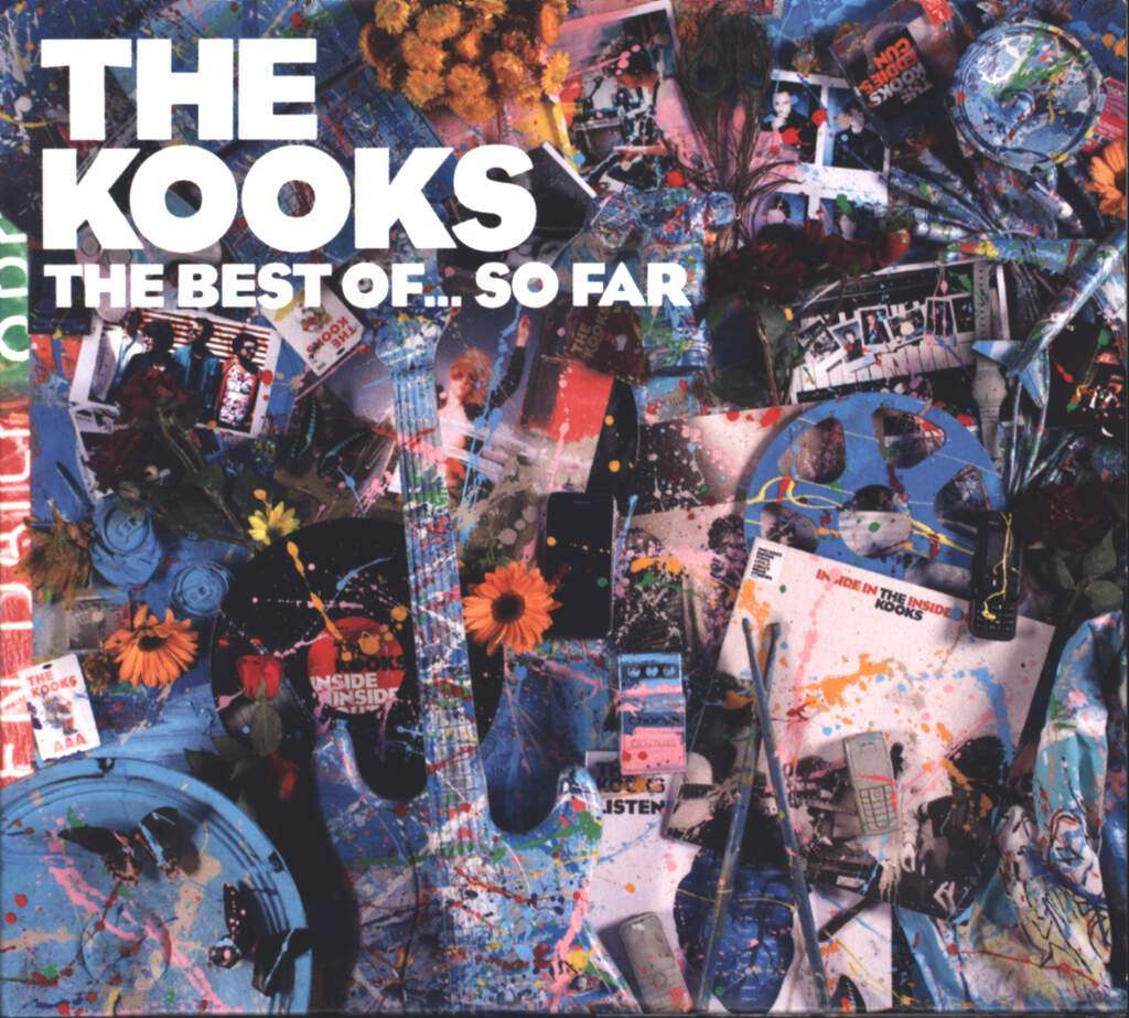 The Kooks: The Best Of... So Far, 2×CD