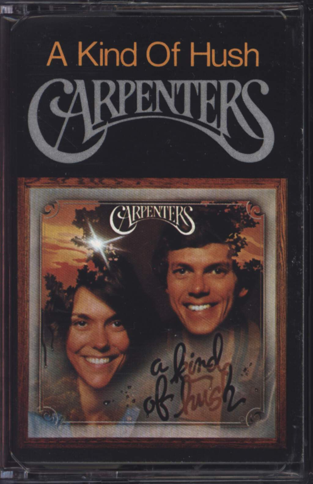 Carpenters: A Kind Of Hush, Compact Cassette