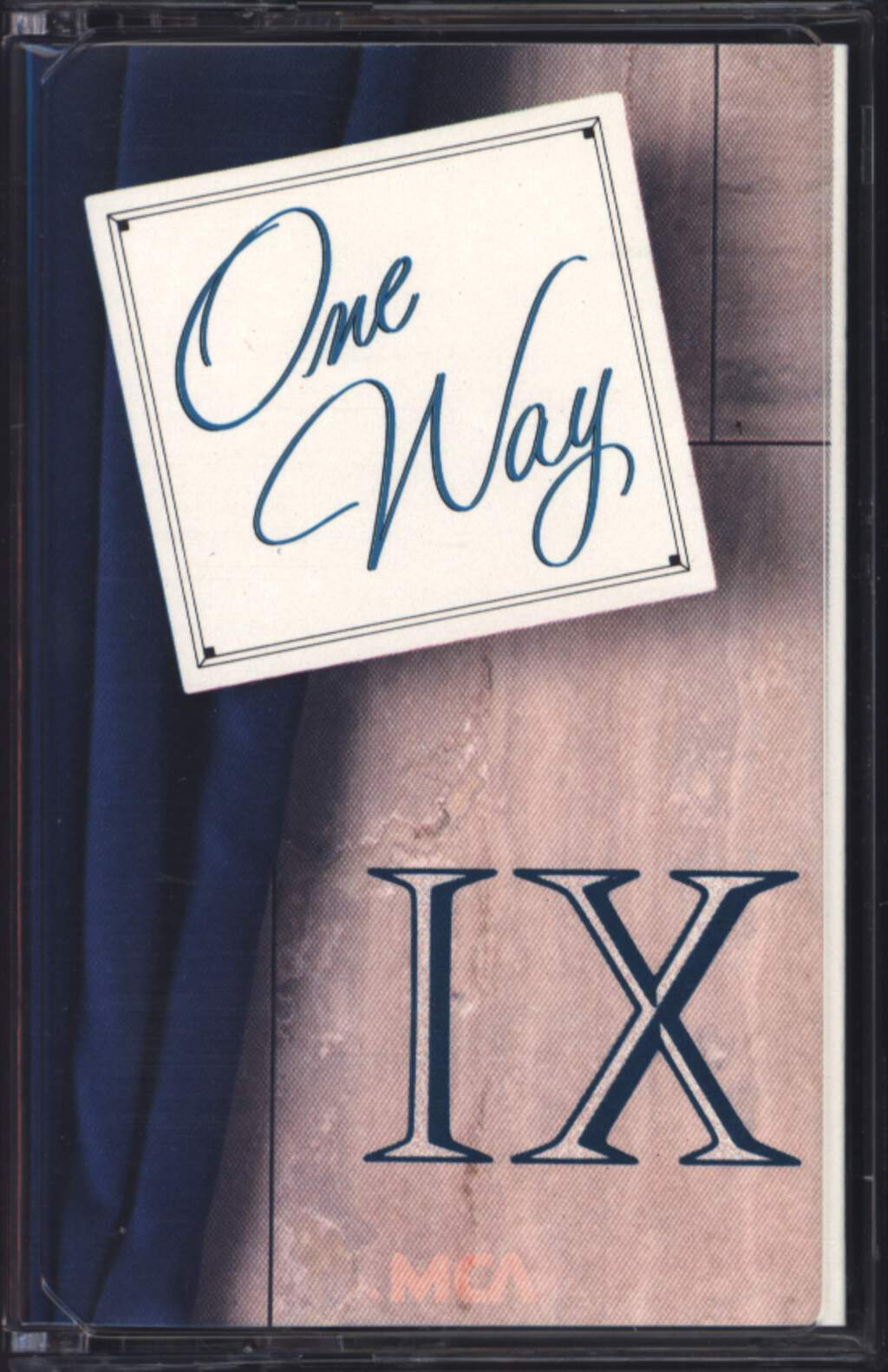 One Way: IX, Compact Cassette