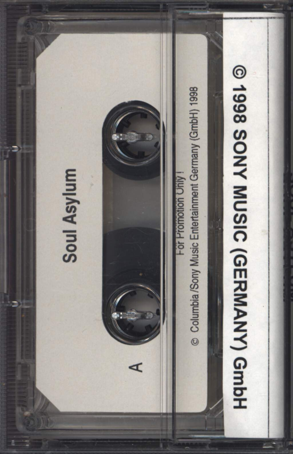 Soul Asylum: Candy From A Stranger, Compact Cassette
