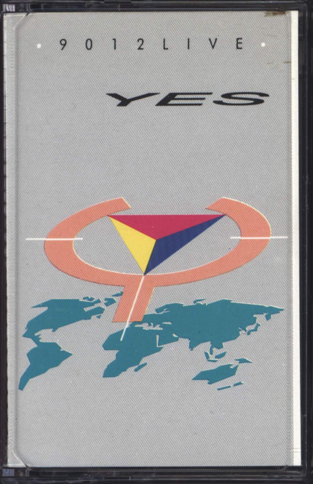 Yes: 9012Live - The Solos, Compact Cassette