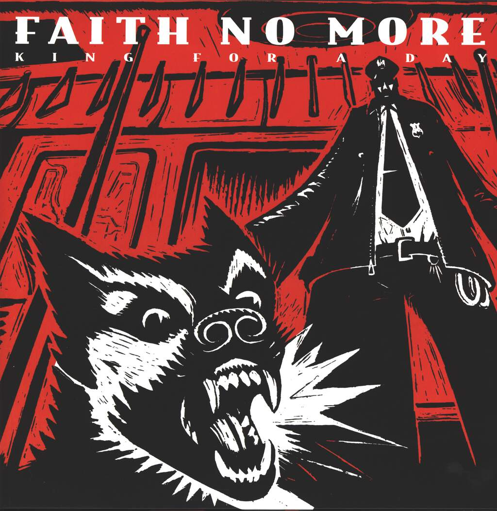 Faith No More: King For A Day Fool For A Lifetime, LP (Vinyl)