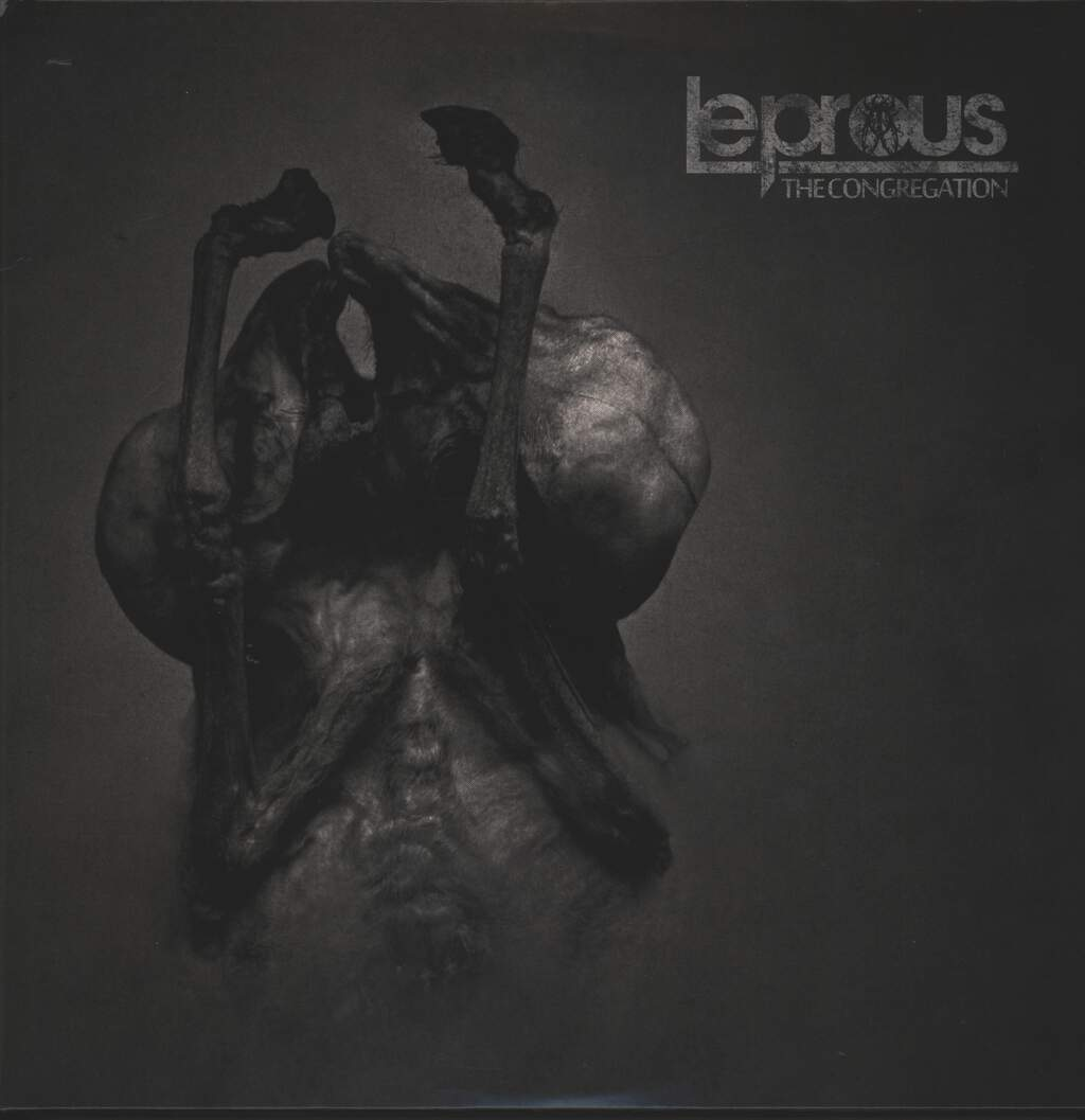 Leprous: The Congregation, LP (Vinyl)