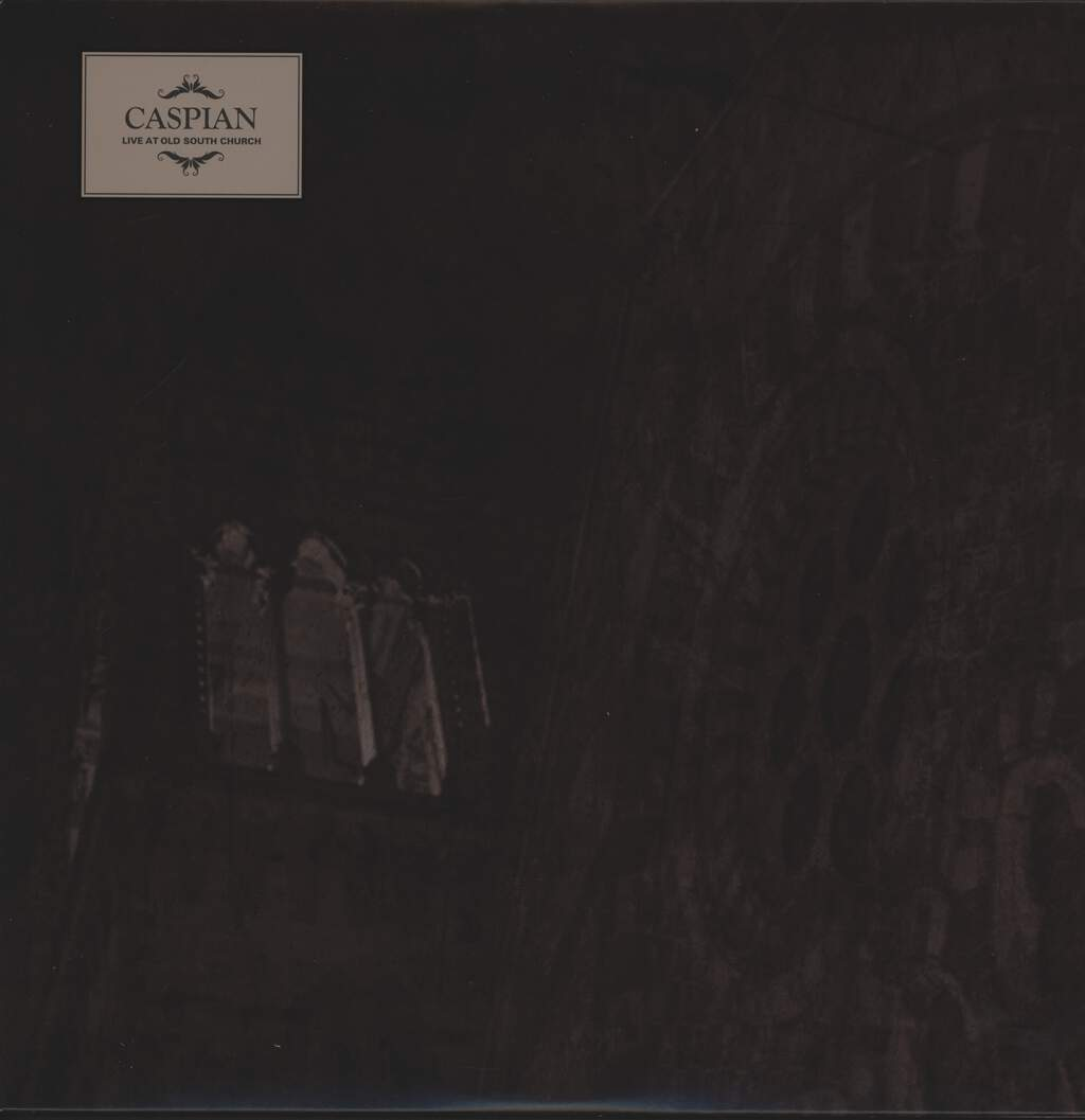 "Caspian: Live At Old South Church, 12"" Maxi Single (Vinyl)"