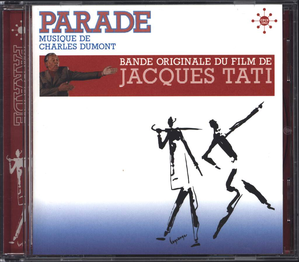 Charles Dumont: Parade, CD