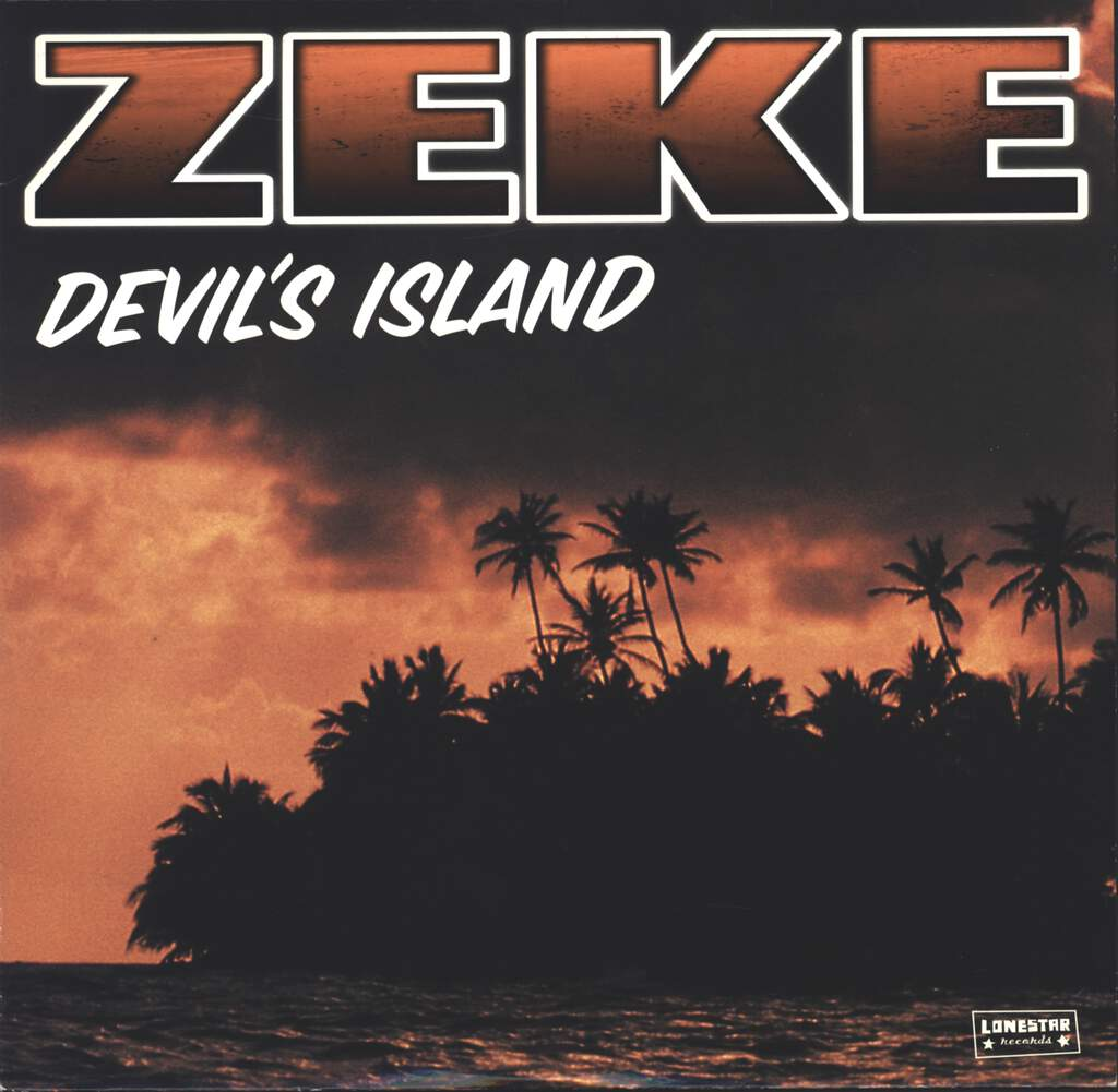 Zeke: Devil's Island, Mini LP (Vinyl)