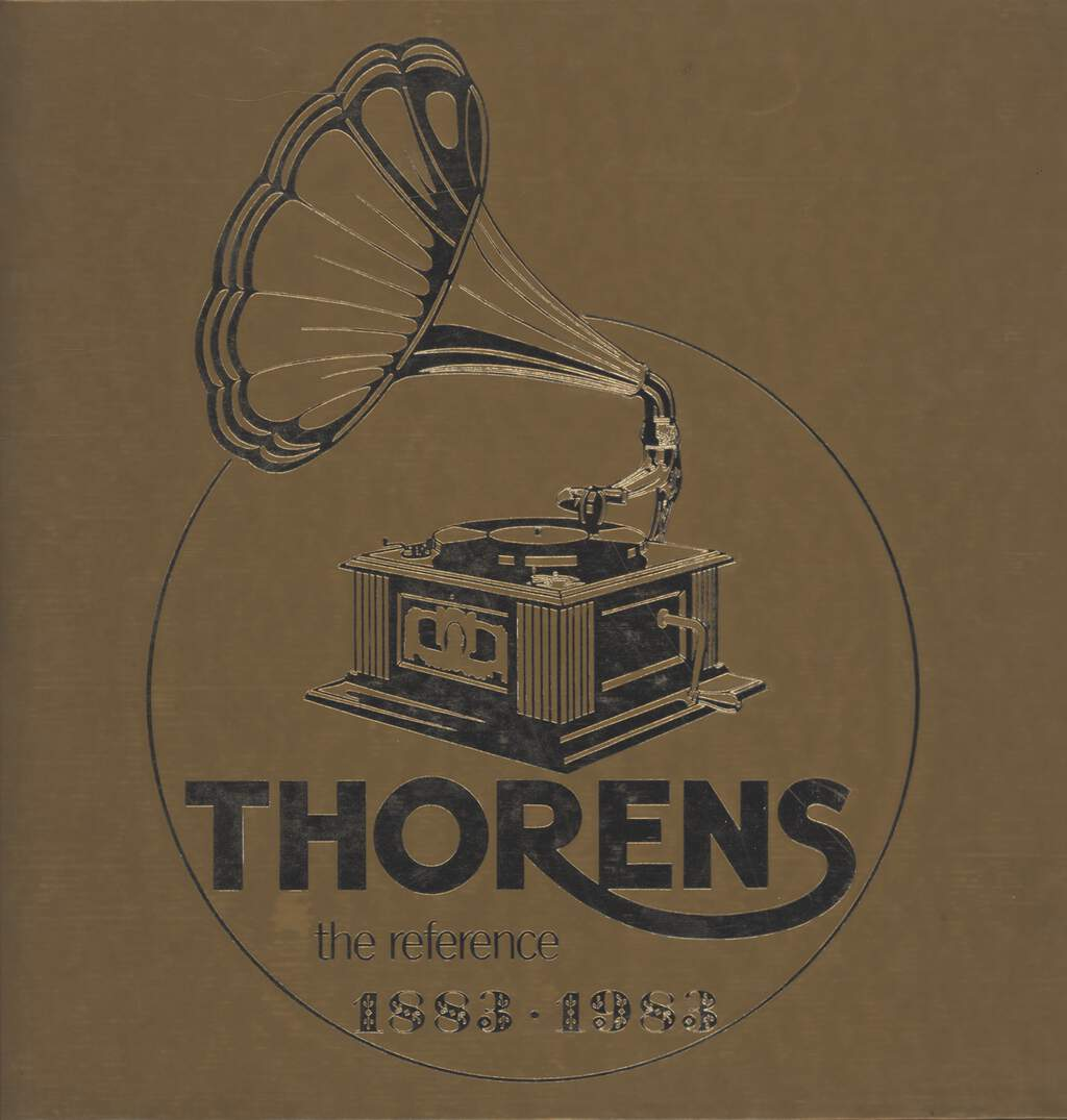 Various: Thorens The Reference 1883 · 1983, LP (Vinyl)