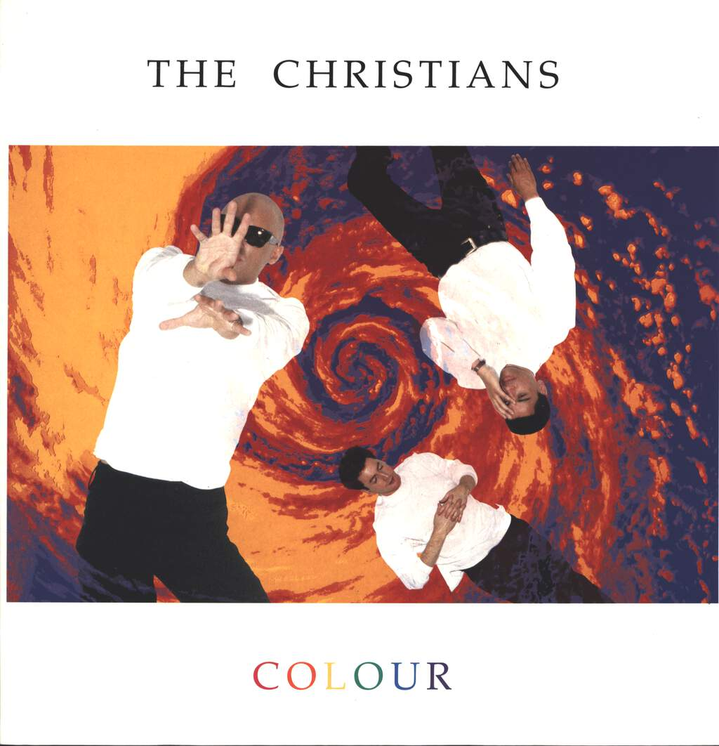The Christians: Colour, LP (Vinyl)