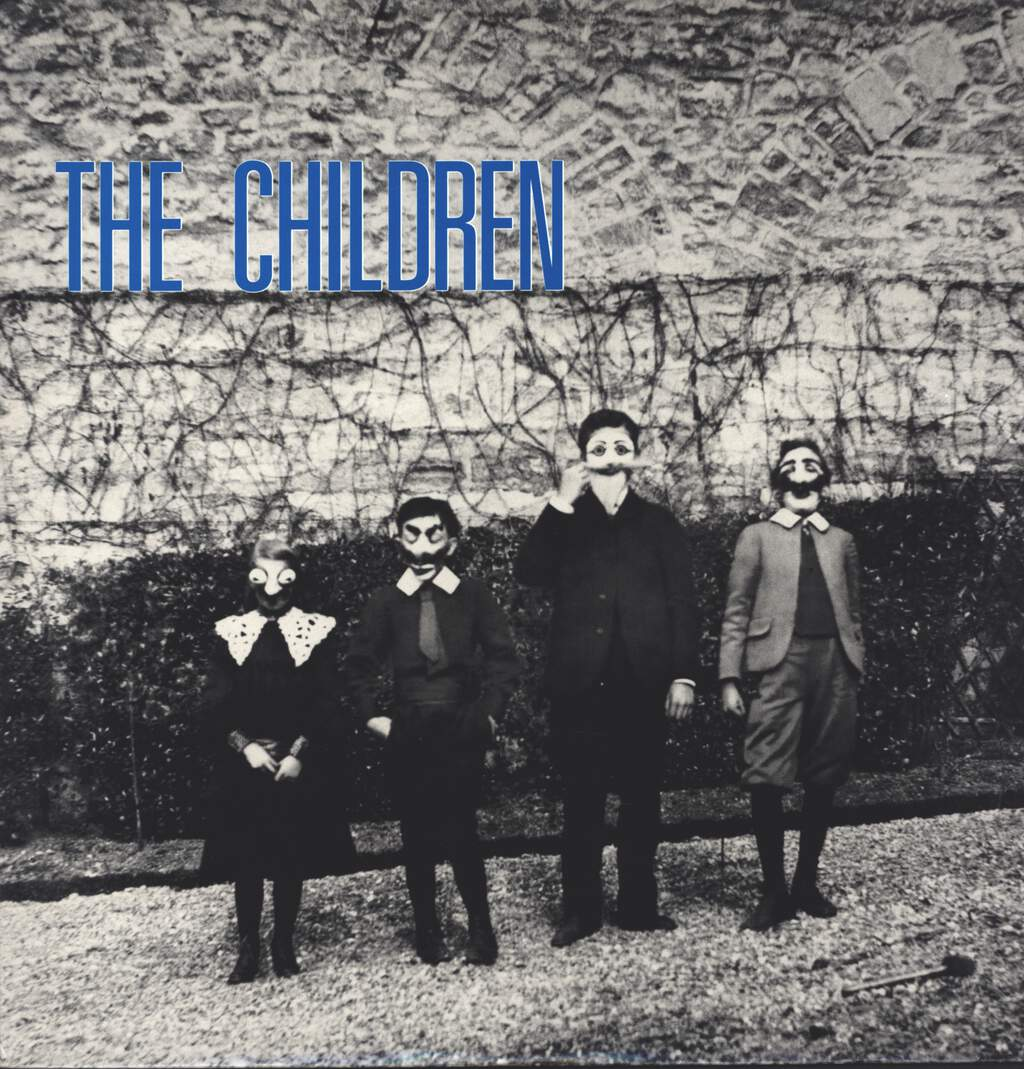 The Children: The Children, LP (Vinyl)