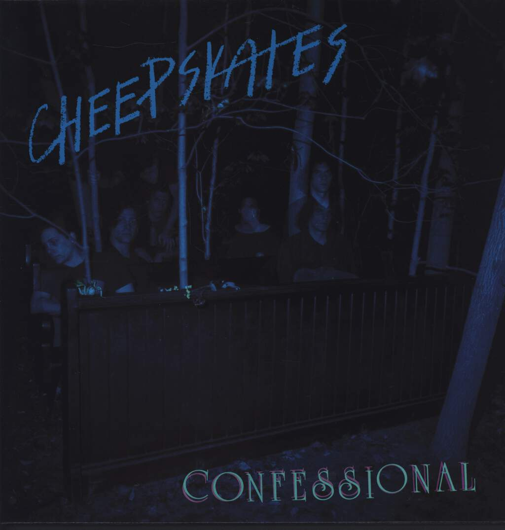 The Cheepskates: Confessional, LP (Vinyl)