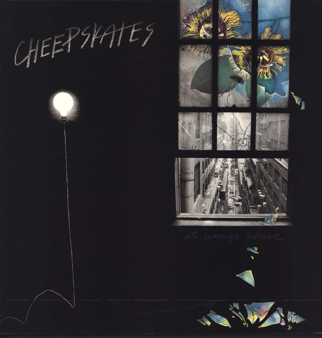 The Cheepskates: It Wings Above, LP (Vinyl)