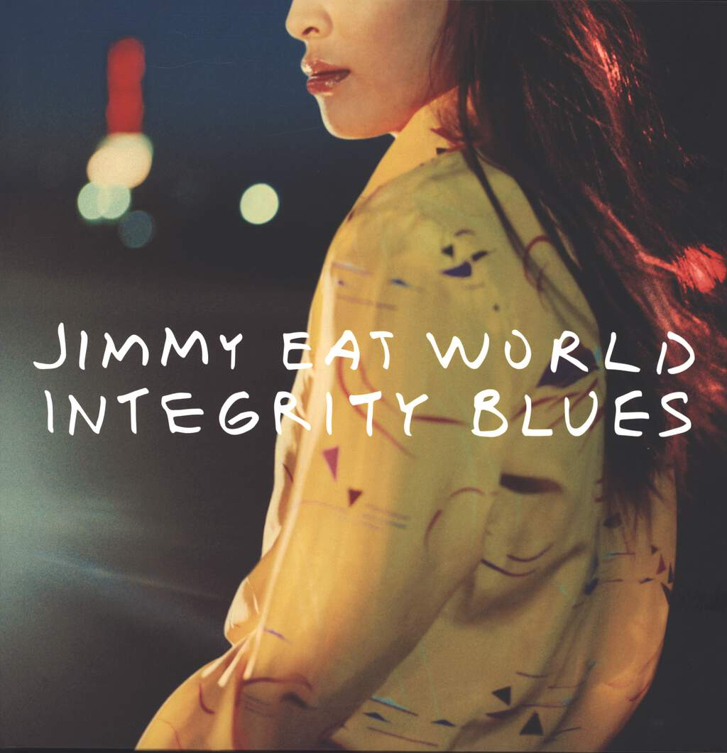 Jimmy Eat World: Integrity Blues, LP (Vinyl)