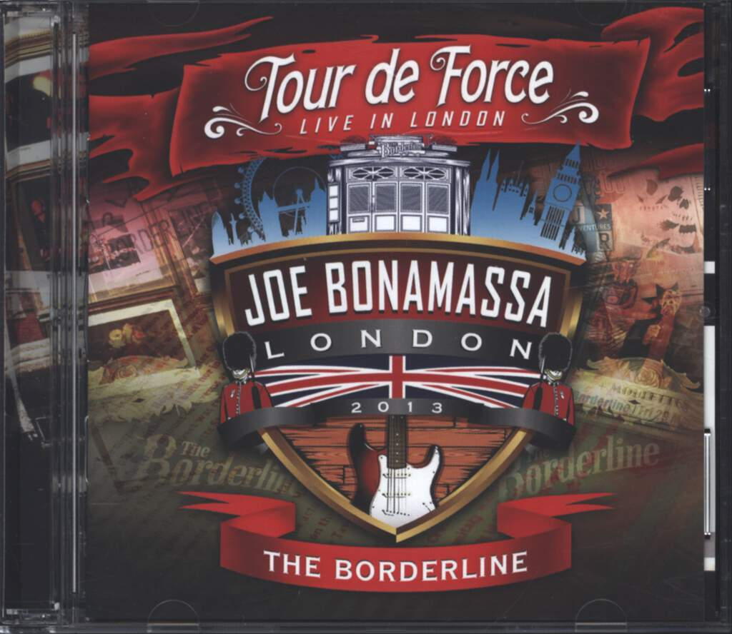 Joe Bonamassa: Tour De Force - Live In London - The Borderline, 2×CD