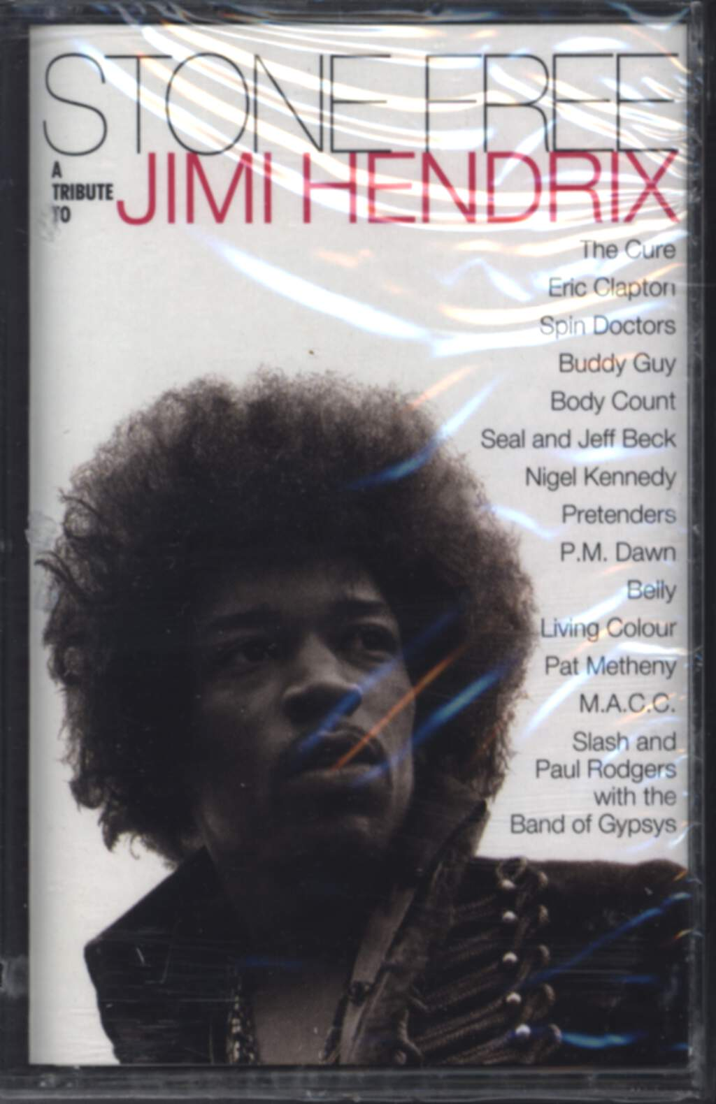 Various: Stone Free (A Tribute To Jimi Hendrix), Compact Cassette