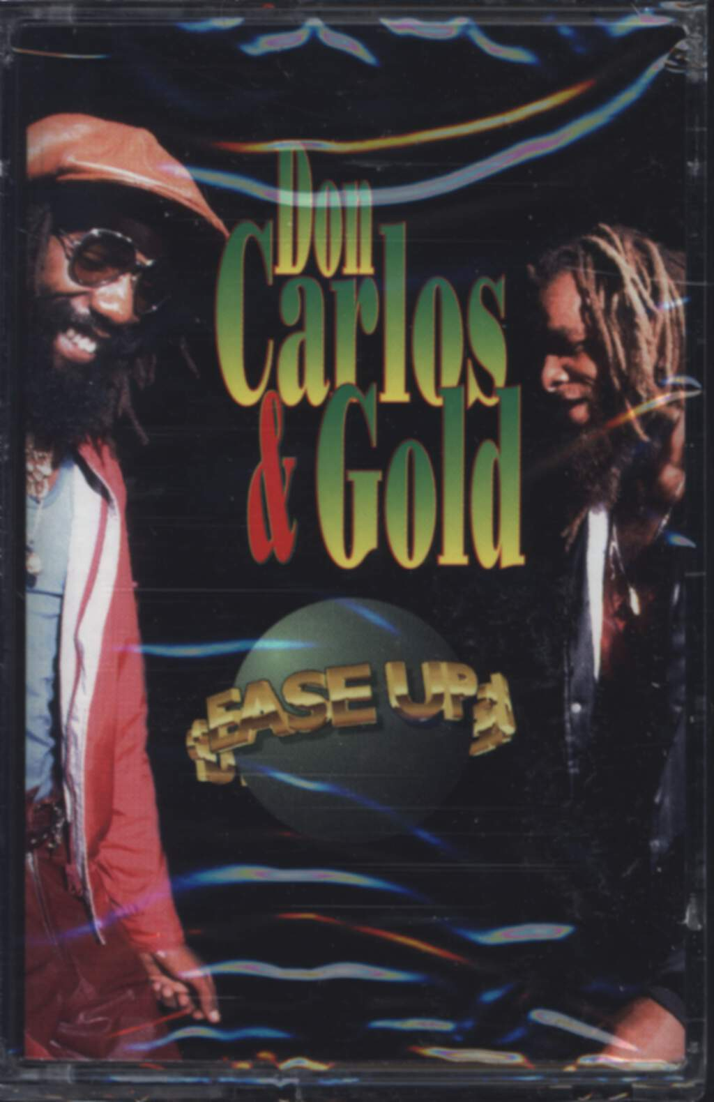 Don Carlos: Ease Up, Compact Cassette