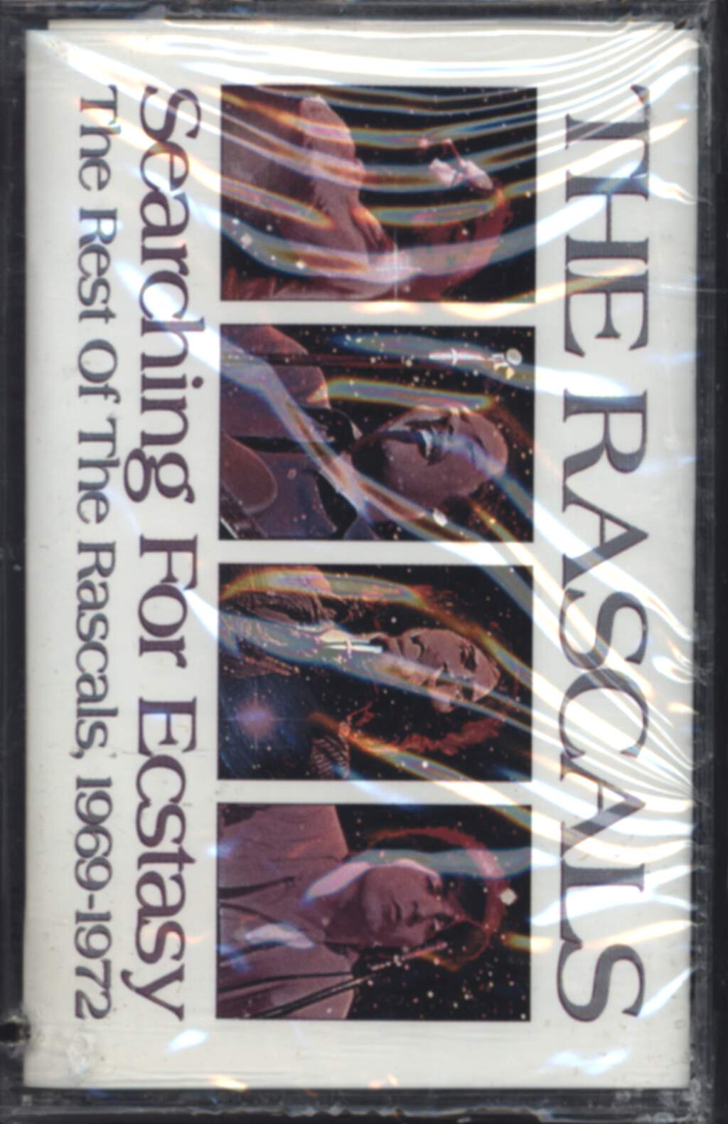 The Rascals: Searching For Ecstasy - The Rest Of The Rascals, 1969-1972, Compact Cassette