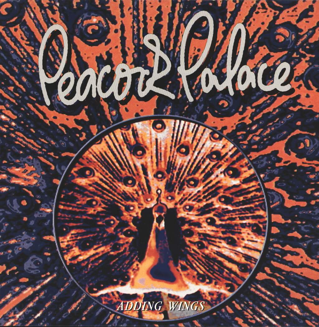 Peacock Palace: Adding Wings, LP (Vinyl)
