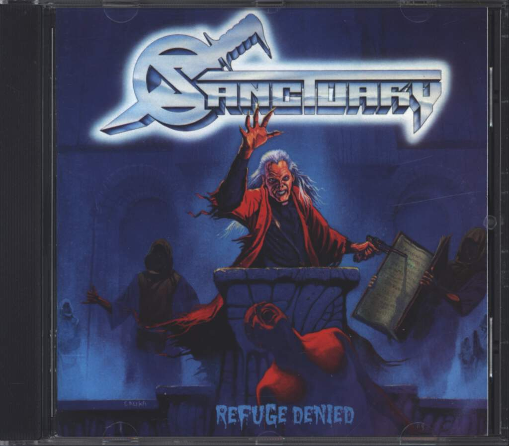 Sanctuary: Refuge Denied, CD