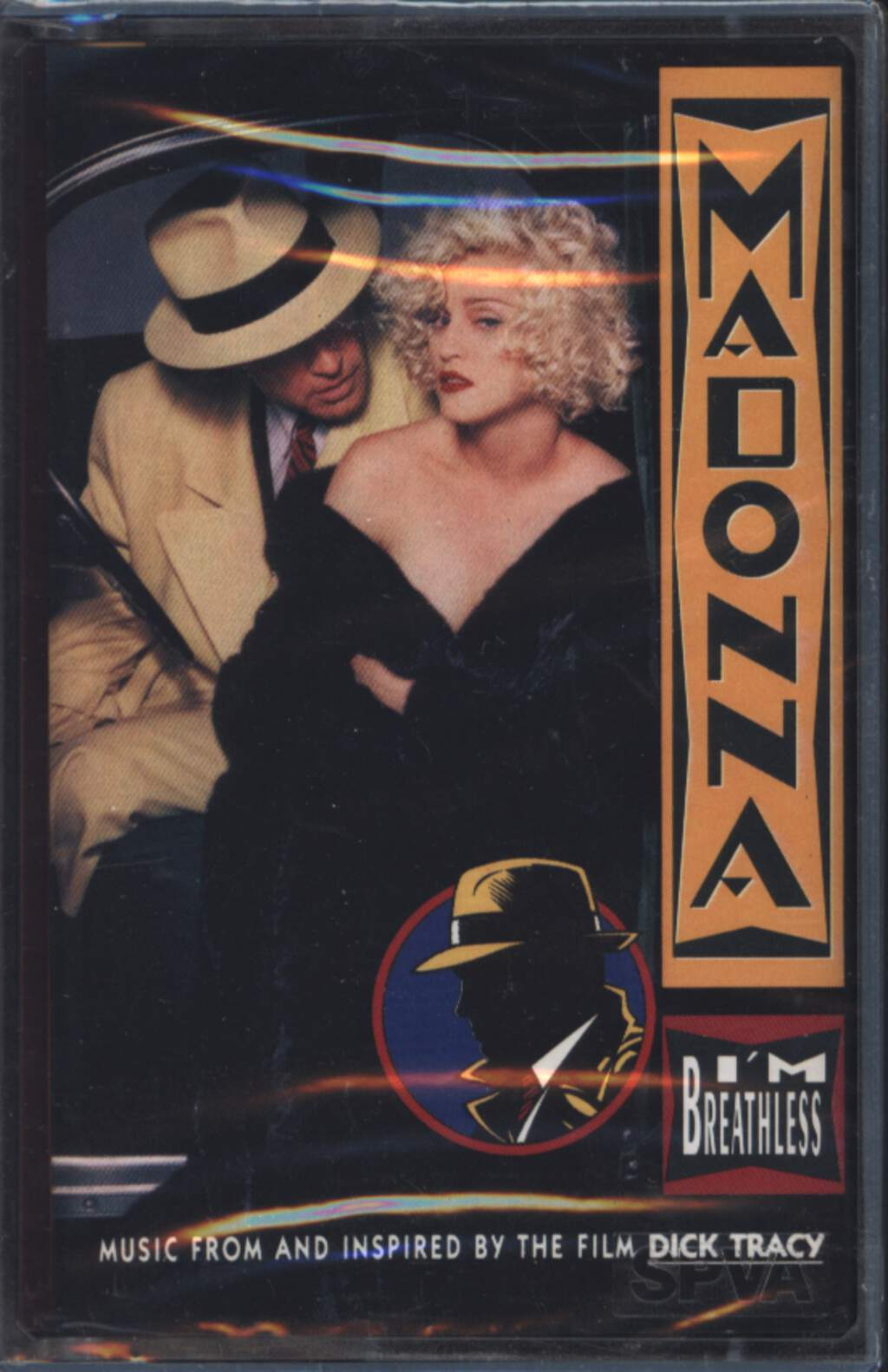 Madonna: I'm Breathless (Music From And Inspired By The Film Dick Tracy), Compact Cassette
