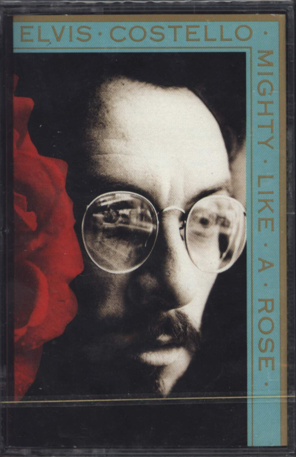Elvis Costello: Mighty Like A Rose, Compact Cassette