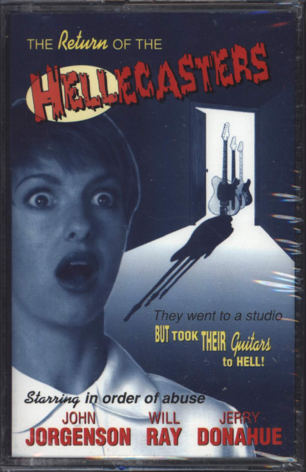 The Hellecasters: The Return Of The Hellecasters, Tape