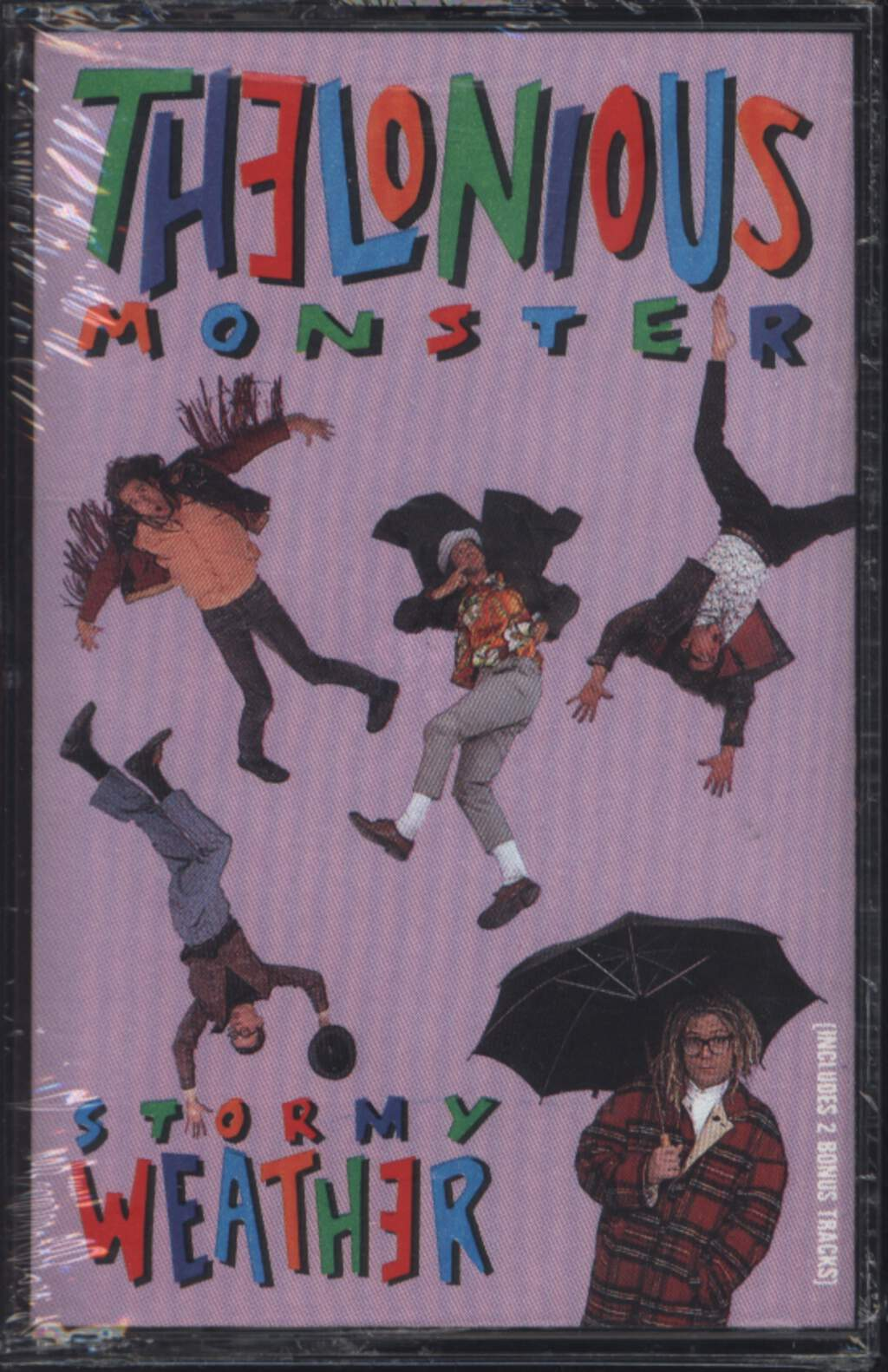 Thelonious Monster: Stormy Weather, Compact Cassette