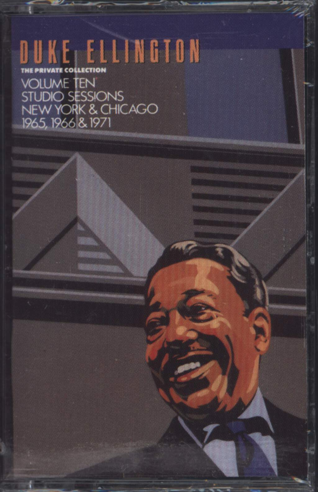 Duke Ellington: The Private Collection:  Volume 10, Studio Sessions, Compact Cassette