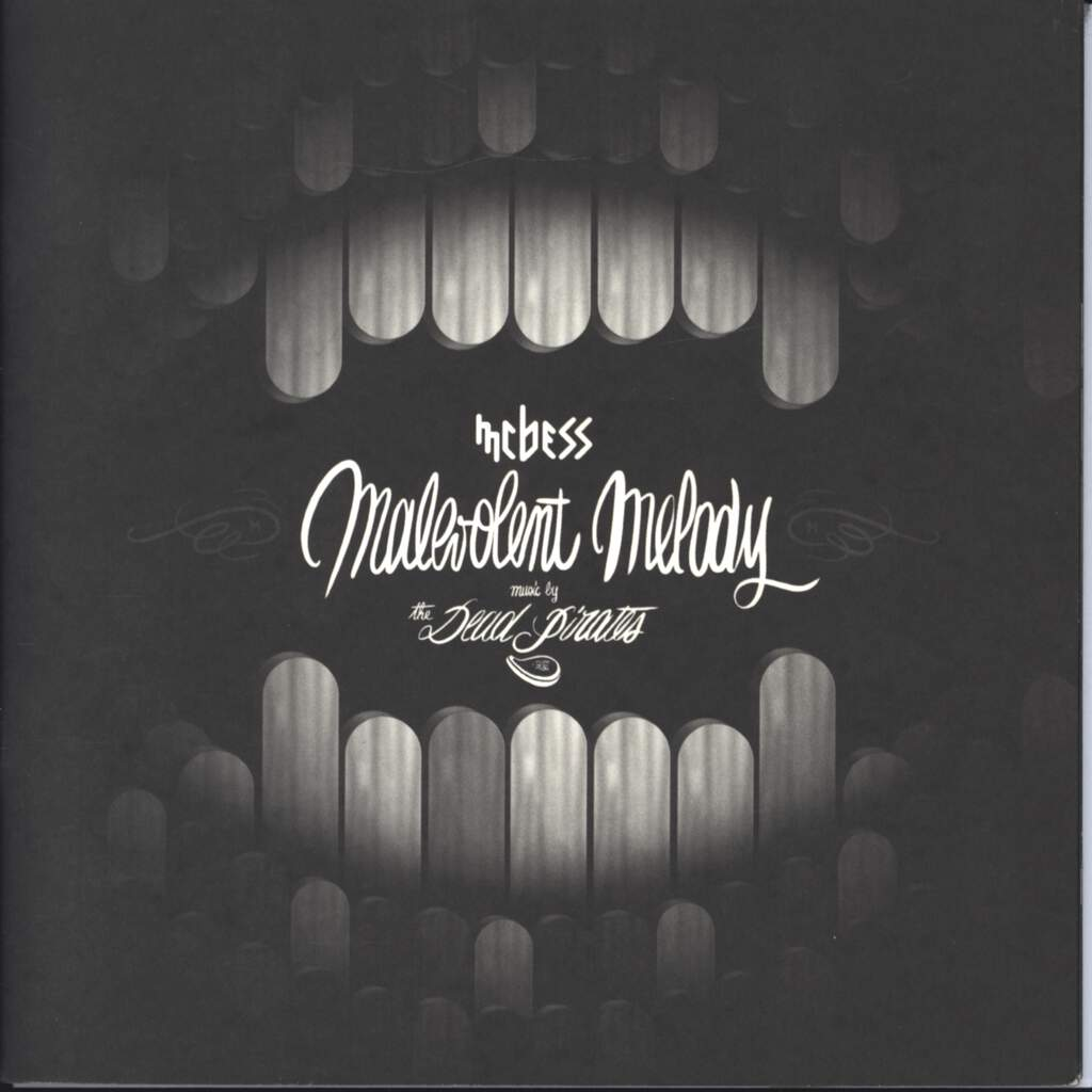 "McBess: Malevolent Melody, 7"" Single (Vinyl)"