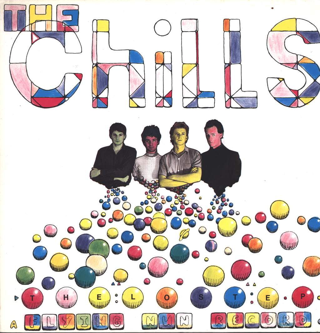 "The Chills: The ""Lost"" EP, 12"" Maxi Single (Vinyl)"